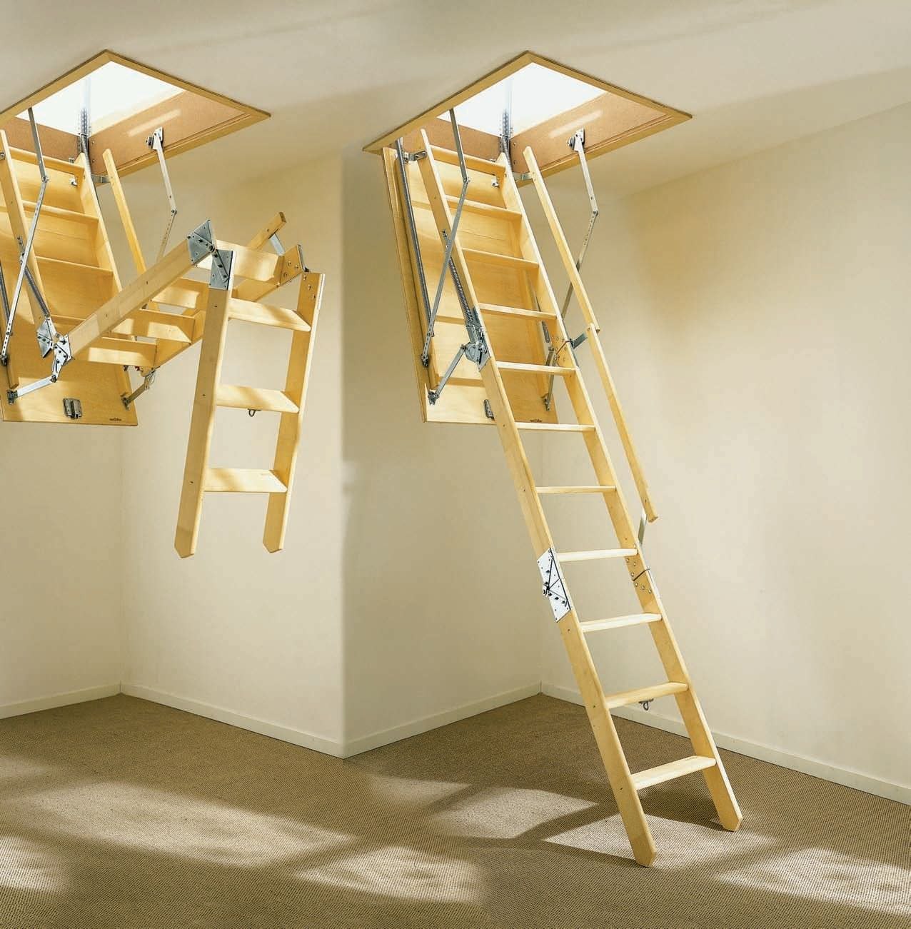 Attic Ladder Installation Ceiling Repairs Perth Acw