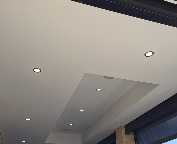 Alfresco ceiling