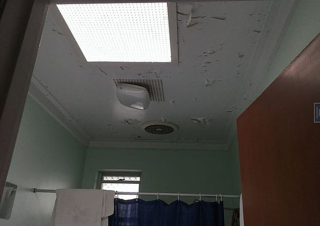 flaking ceiling perth fix