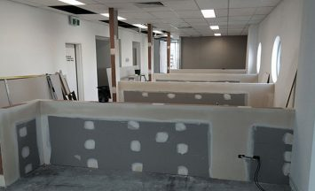 partition walls perth