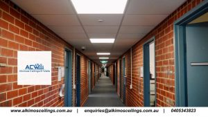 suspended ceiling install perth